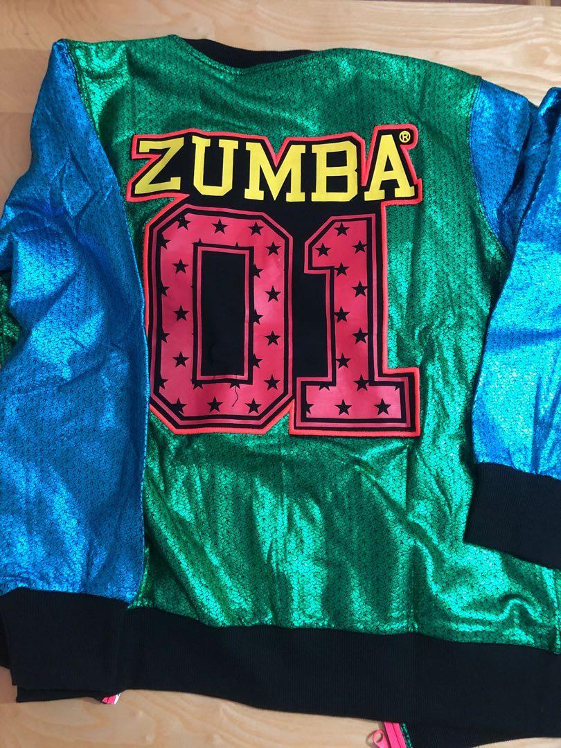 Zumba jacket M