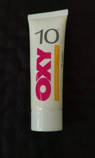 OXY 10 - Acne treatment