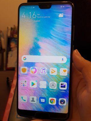 WTS Huawei P20 4gb/128gb