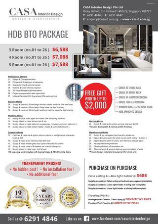 Renovation Package