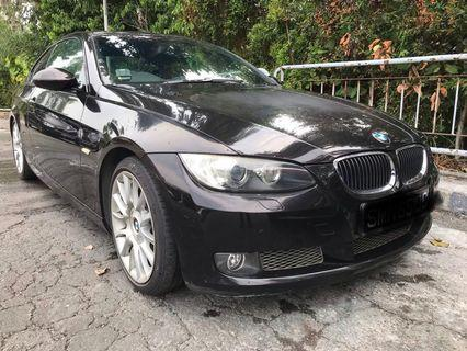 BMW E92 335 Selling at RM18,500 siap