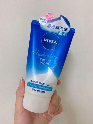 NIVEA 妮維雅 超濃密泡沫保濕潔面乳