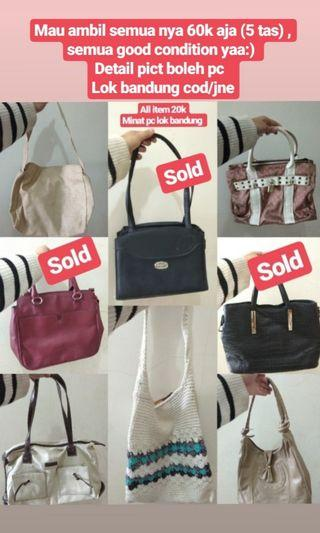 Take all 60k (5 tas)