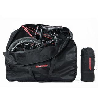 Rhinowalk Folding Bike Storage Travel Bag for 16/20inch
