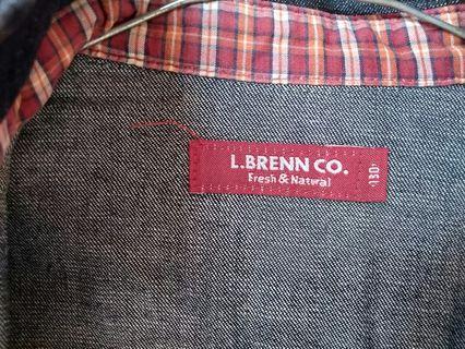 Kemeja Panjang L.Brenn