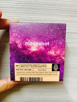 Moonshot Micro Correctfit Cushion Refill Code 201 Beige