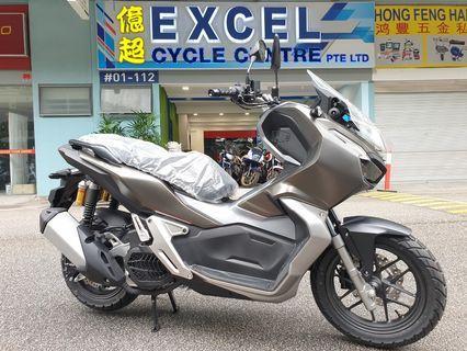 Brand new Honda ADV 150 Grey