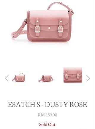 Esatch S - Dusty Pink
