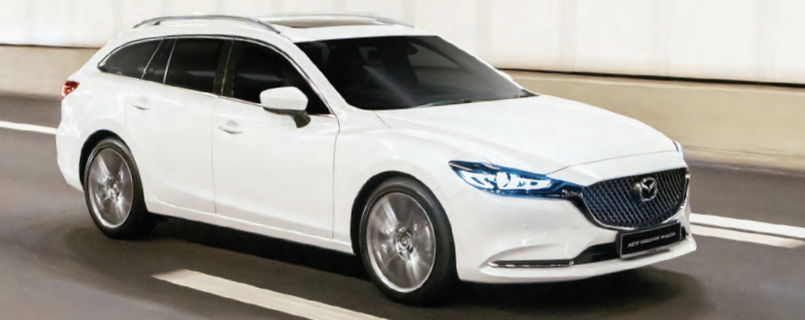 Mazda 6 2.5L Wagon 6AT Luxury