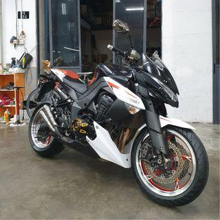 2014 Pre-Own Kawasaki Z1000