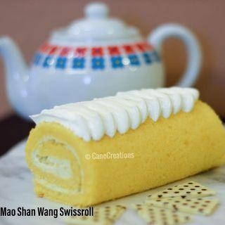 Mao Shan Wang Swiss Roll (Seasonal)
