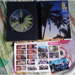 Exo 4th cd album the war Private ver