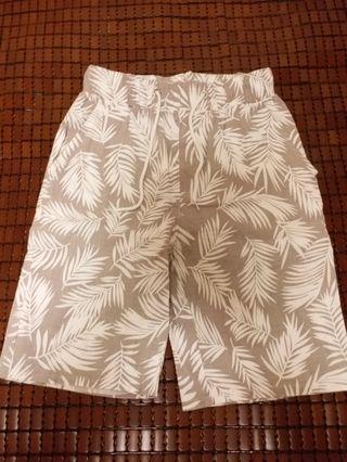 休閒風海灘褲