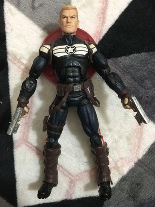 Marvel Legends Steve Roger Captain America