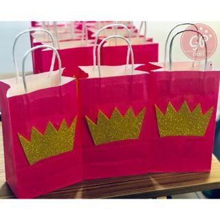 Princess Paper Gift Bag