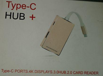 Type -C Hub plus
