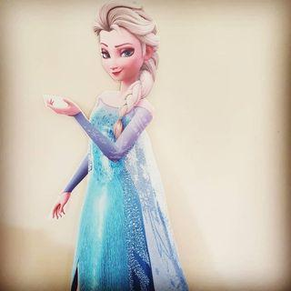 FROZEN life-sized standee