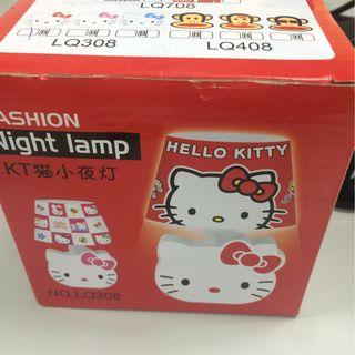 Hello kitty小夜燈 買一送一(大降價)+寶可夢無線藍芽耳機
