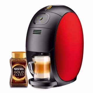 wts Nescafe Barista Auto Coffee Machine
