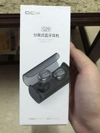 QCY Q29真無線耳機 有興趣 歡迎議價