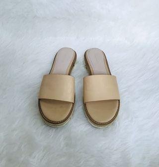 Zara sandal size 38/39