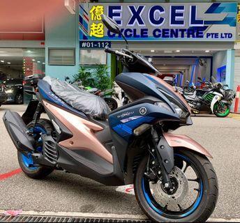 2019 Yamaha Aerox Limited Edition