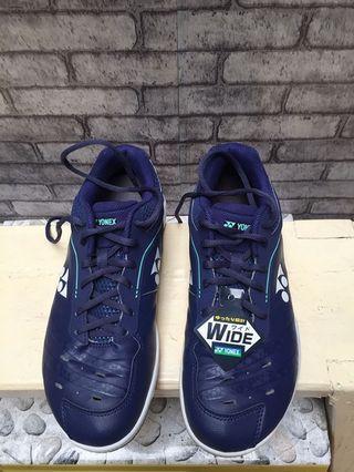 Sepatu Badminton Yonex 65Z Wide SHB65ZW Size 42 Kondisi Mantap