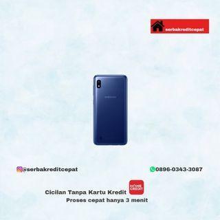Samsung Galaxy A10 / Bisa Cicilan 0%