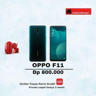 Oppo F11 / Bisa Cicilan Bunga 0%