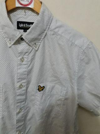 Kemeja lyle&Scott fred perry adidas lacoste