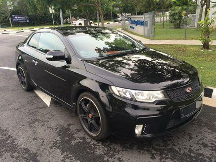 Kia Cerato Coupe2.0M