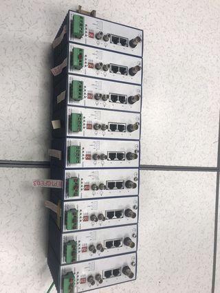 Hirschmann RH1-CX+ Industrial Ethernet Rail Hub