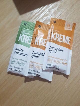 Pruvit keto kreme limited edition flavour