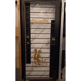 Epic 5g gold card on simplified laser cut gate $450 (less $100 with gate) 88164080