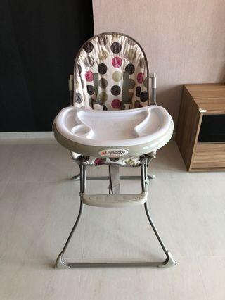 I.Belibaby High Chair