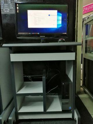 "Computer Set Dell i3 4th Gen Monitor 23"""