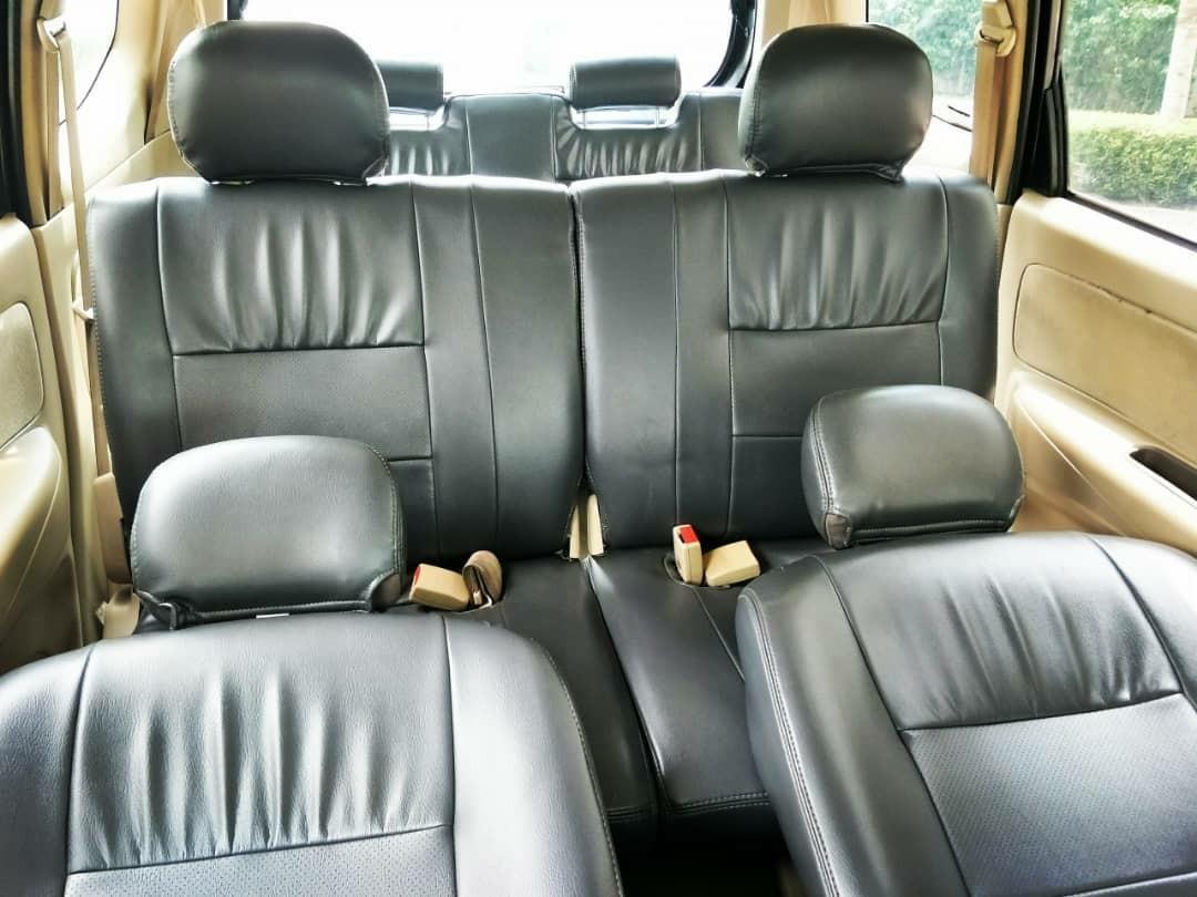 2007 Toyota AVANZA 1.5 G SPEC (A) DP 2990 LOAN KEDAI KERETA