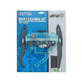 SUPER B CLEANING SET 32700 Chain Freewheel Cleaning tool