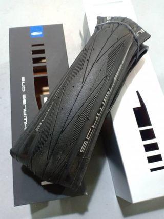 SCHWALBE ONE TIRE 20X1.10 RACEGUARD FOLD ADDIX (28-406)