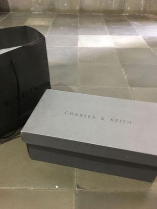 Charles & Keith Wedges