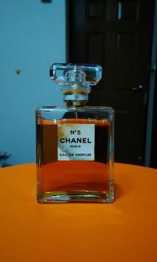 CHANEL N°5  100mI 正品香水