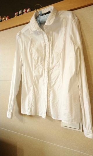 Mastina白襯衫
