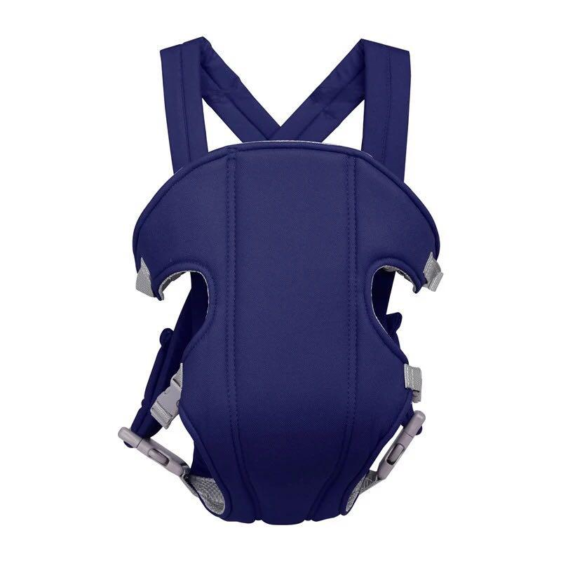 Baby Carriers Backpacks 0-24 Months Portable Baby Sling Wrap Cotton Infant Newborn Baby Carrying Belt for Mom Dad
