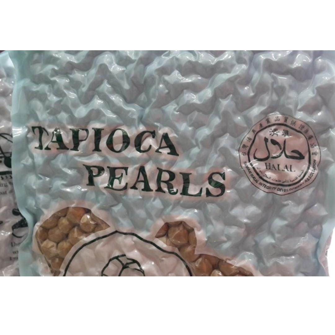 Black Pearls Tapioca Pearls 3kg