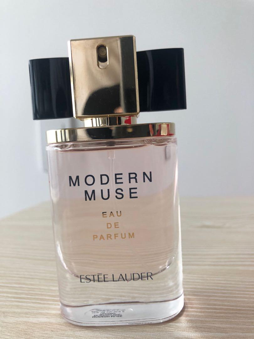 Estée Lauder modern muse perfume and body lotion set