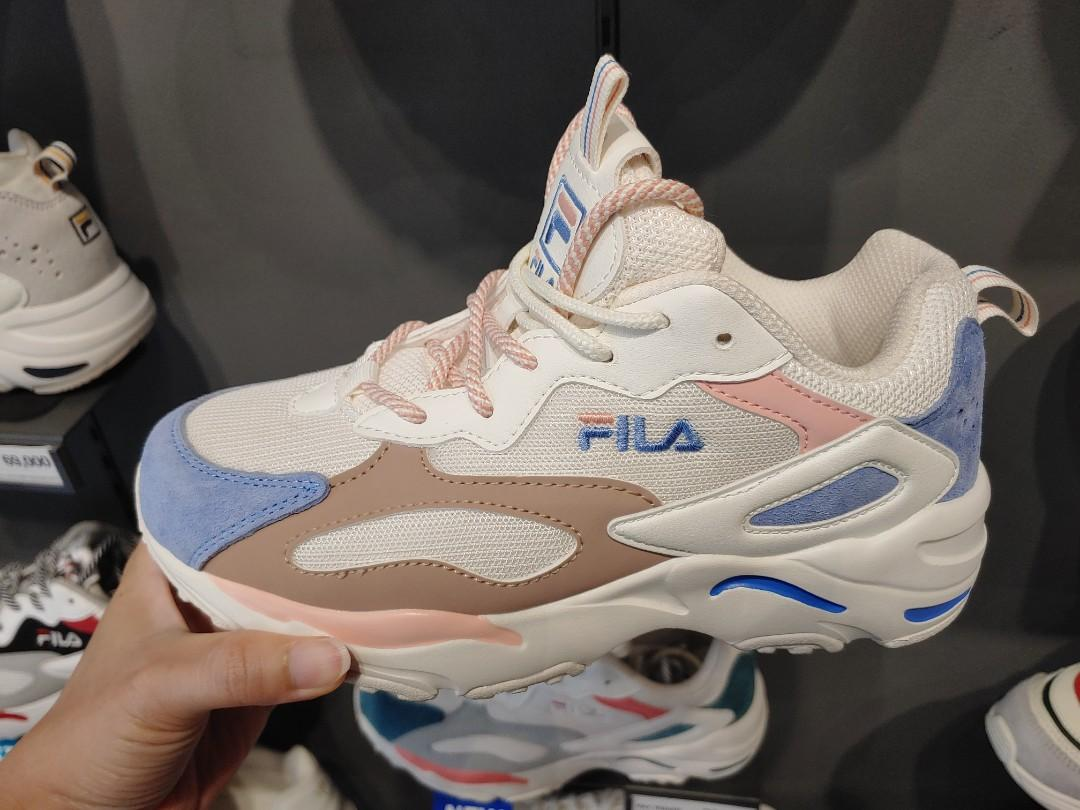 Fila ray tracer shoes