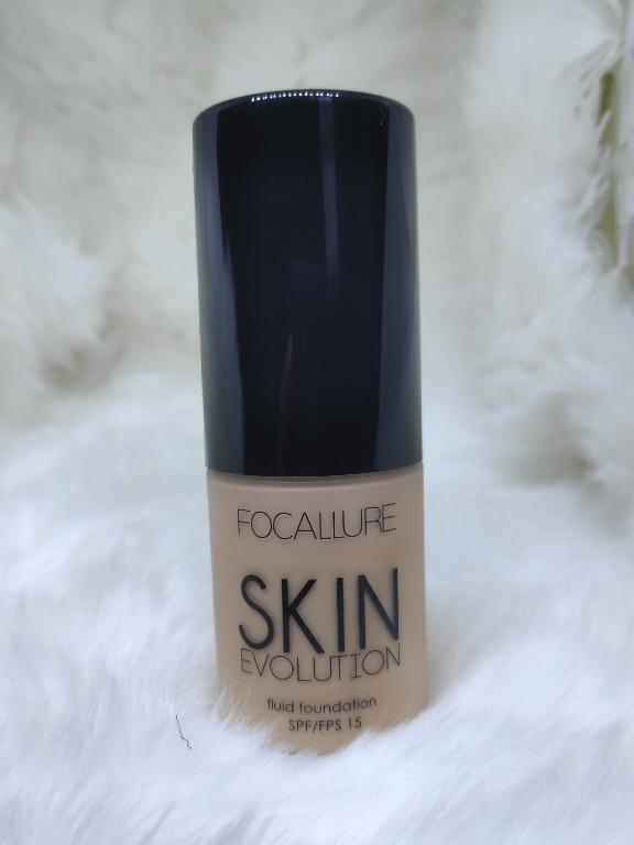 073 Focallure fluid foundation