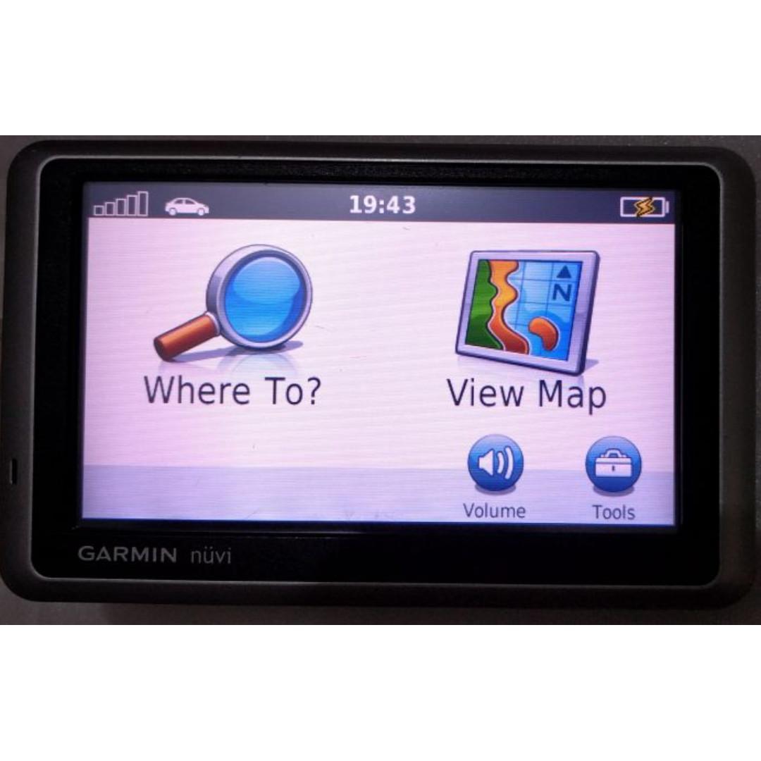 Garmin 1350 GPS . SG M'sia Brunei Australia New Zealand ... on garmin updates, garmin mounts, google new maps,