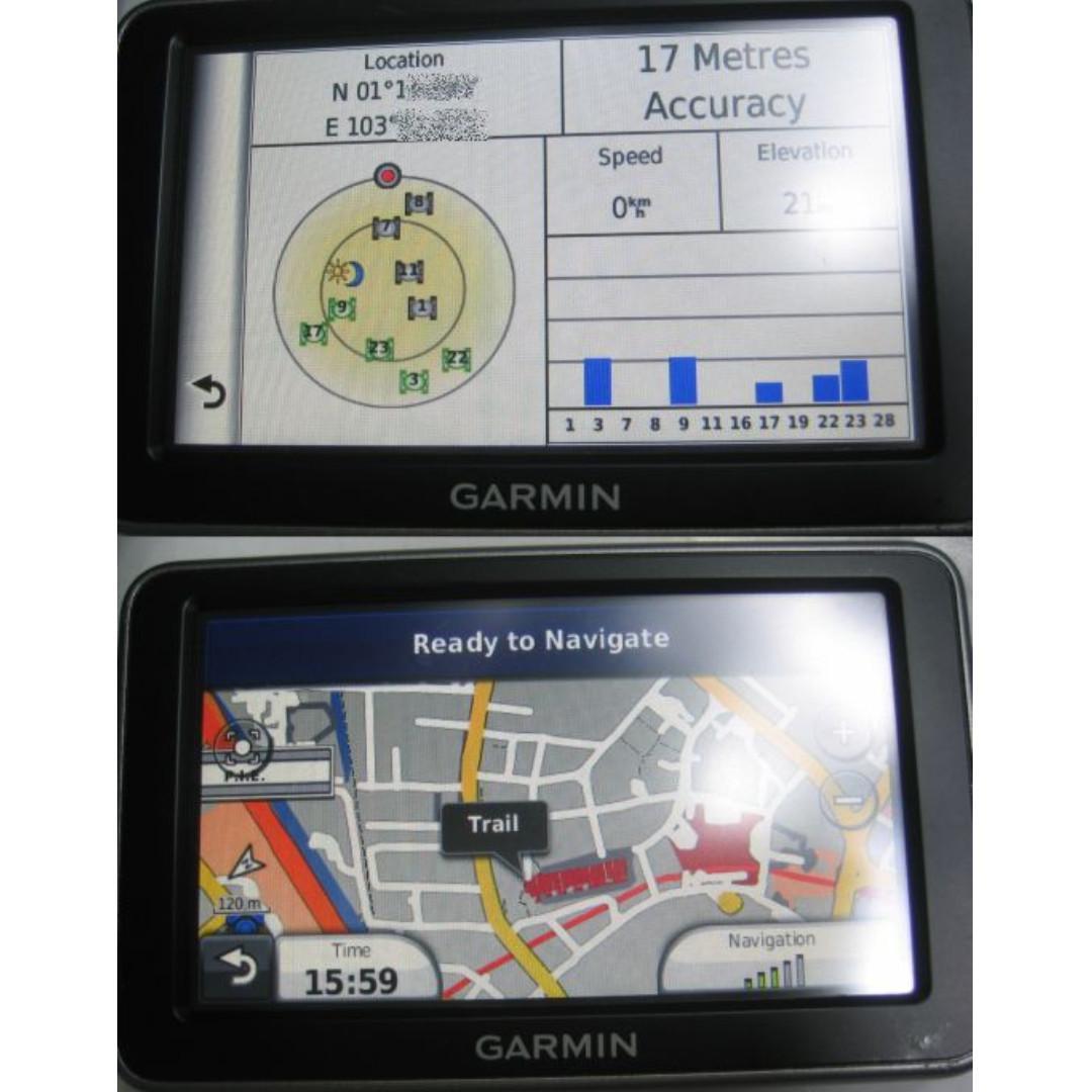 Australia New Zealand Maps Garmin Nuvi 200W GPS Navigation With 2019 USA CANADA