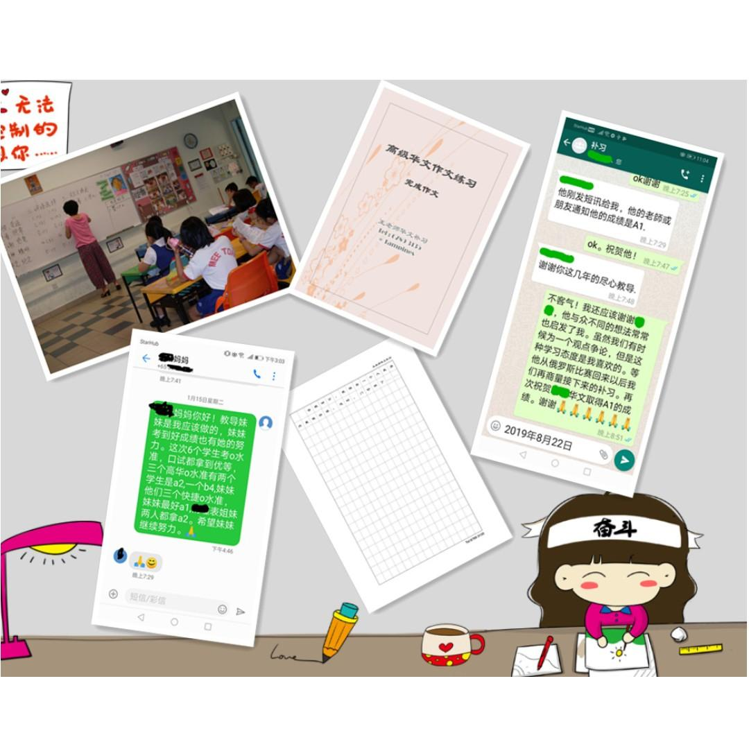 Home Chinese Tuition